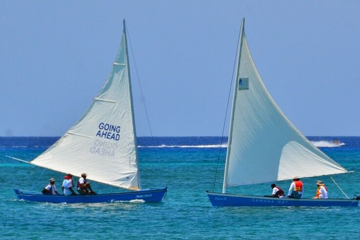 Grand Cayman Catboat