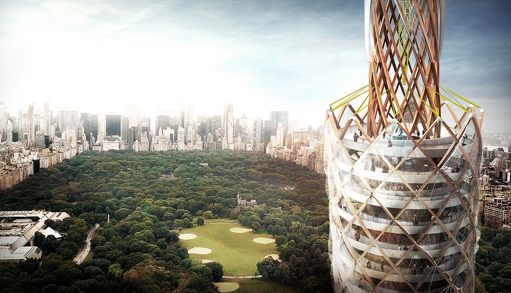Central Park Tower, by DFA