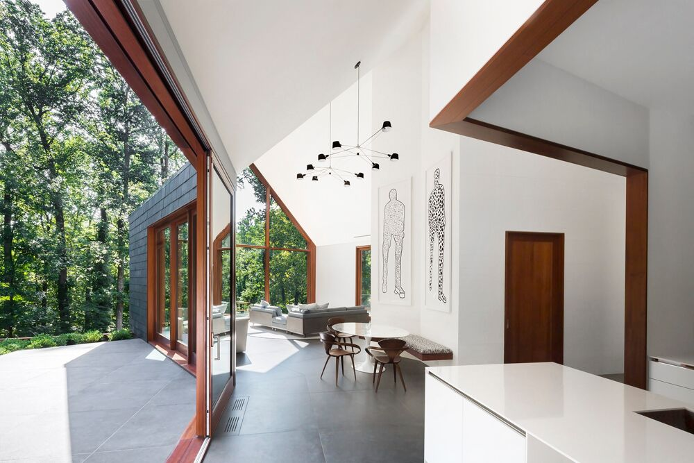 2018 Residential Winner, Slate House, Ziger Snead