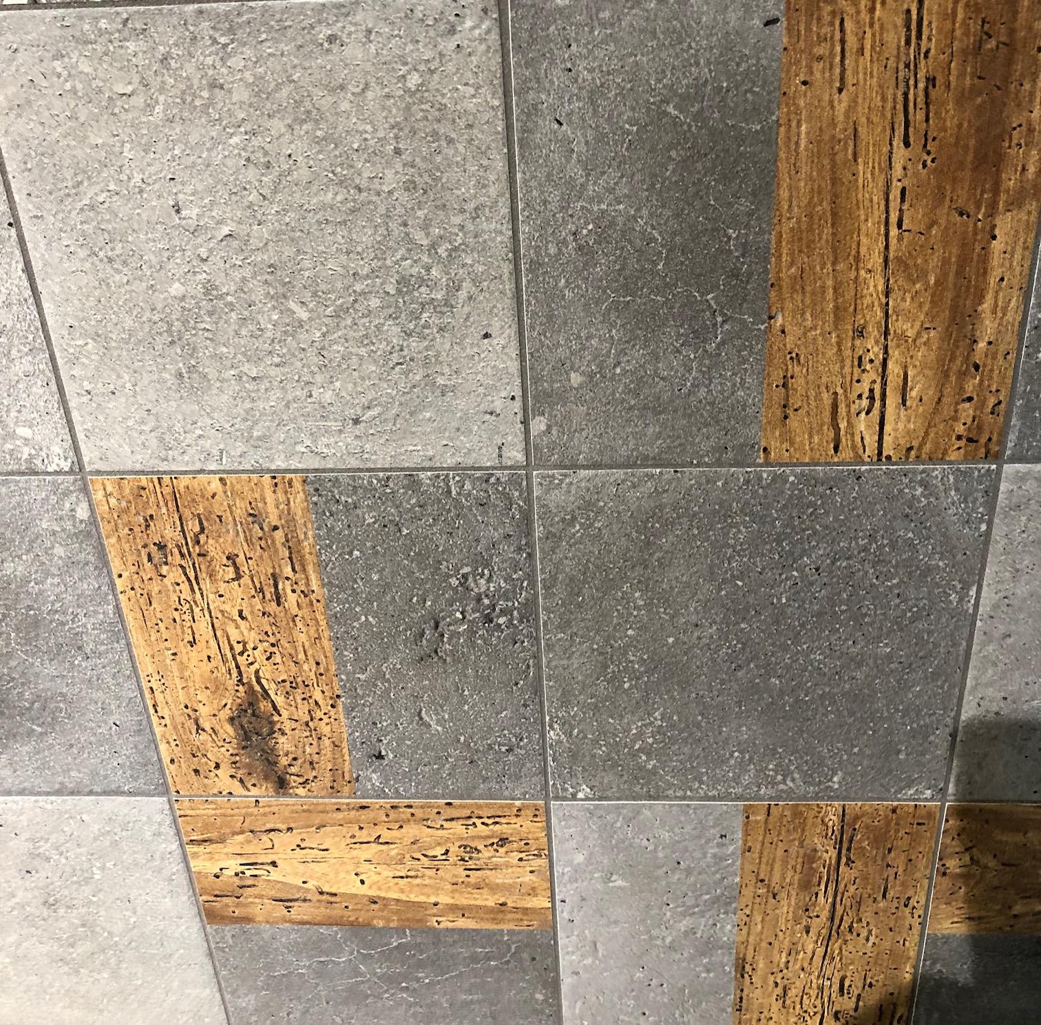 Wood and Concrete, Ceramics of Italy