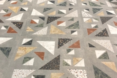 Terrazzo, Ceramics of Italy