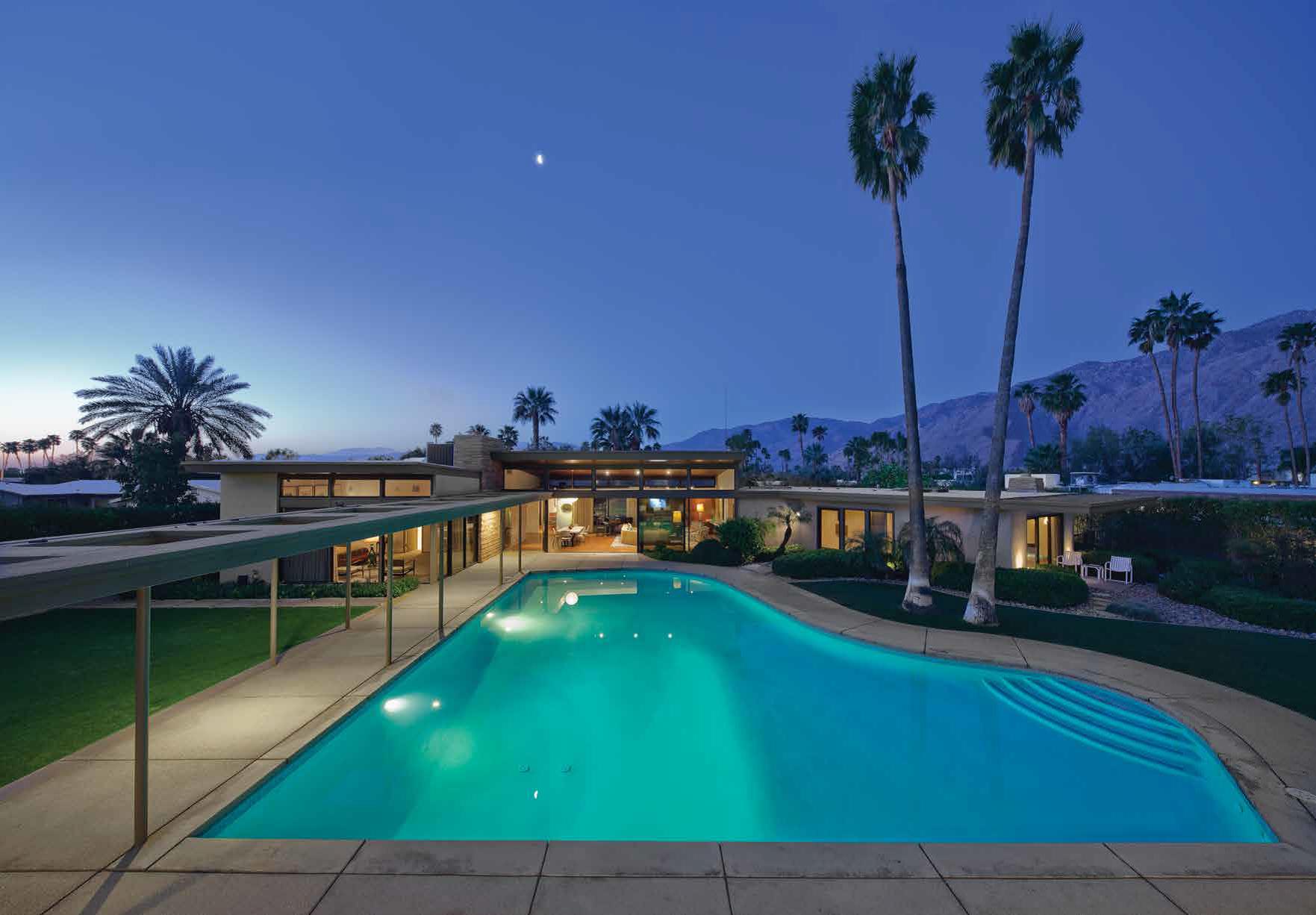 Hollywood Modern, Frank Sinatra House