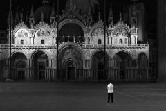 ©Eugenio Novajra, Dream of Venice in Black and White,