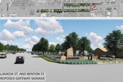 Alameda Parkway, Phase B1, Proposed