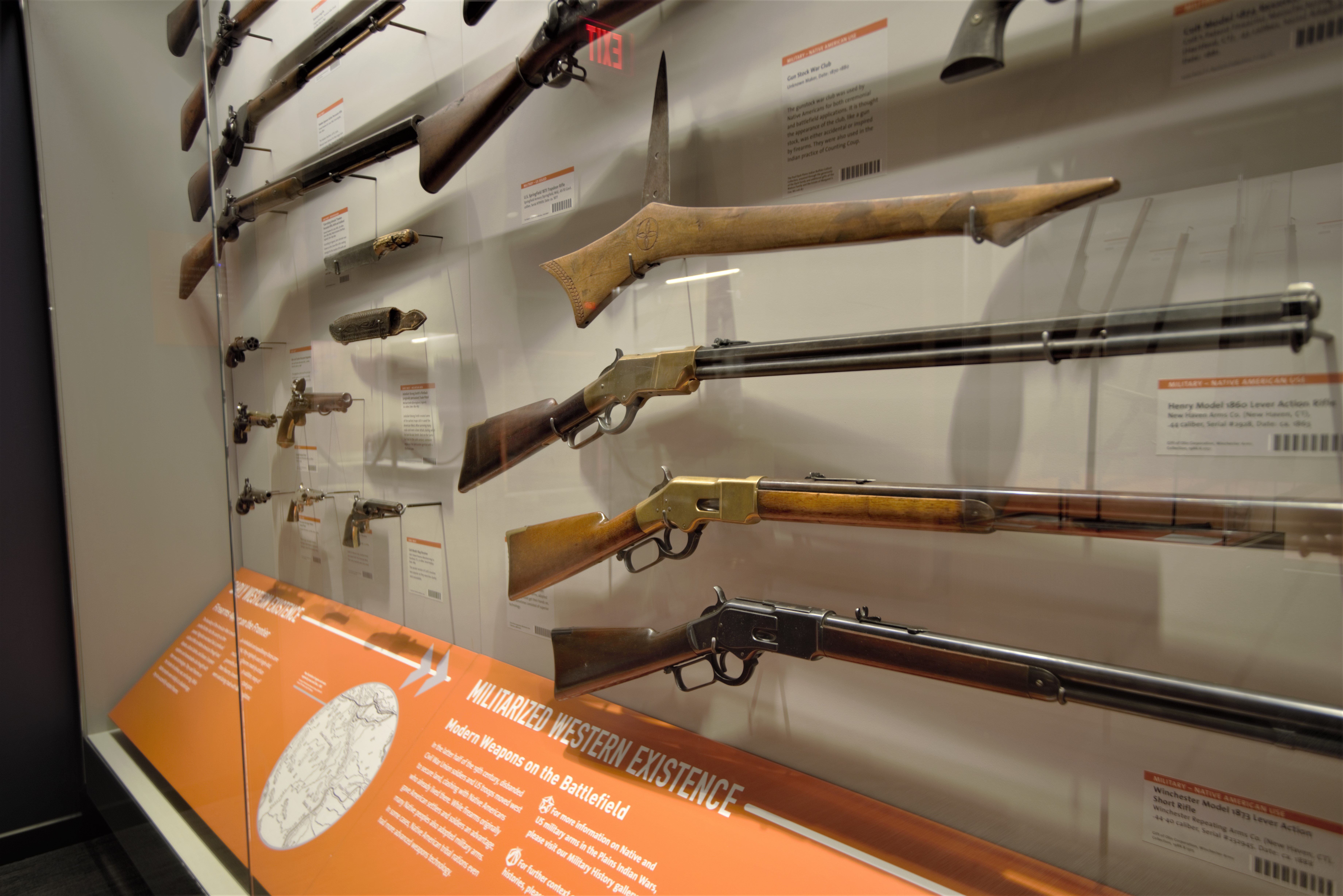 Cody Firearms Museum, Cody, Wyoming