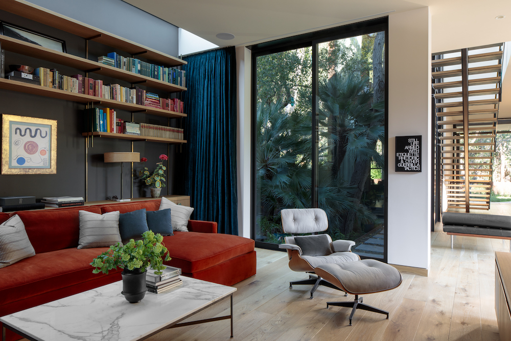 A Rustic Canyon Residence by Conner + Perry
