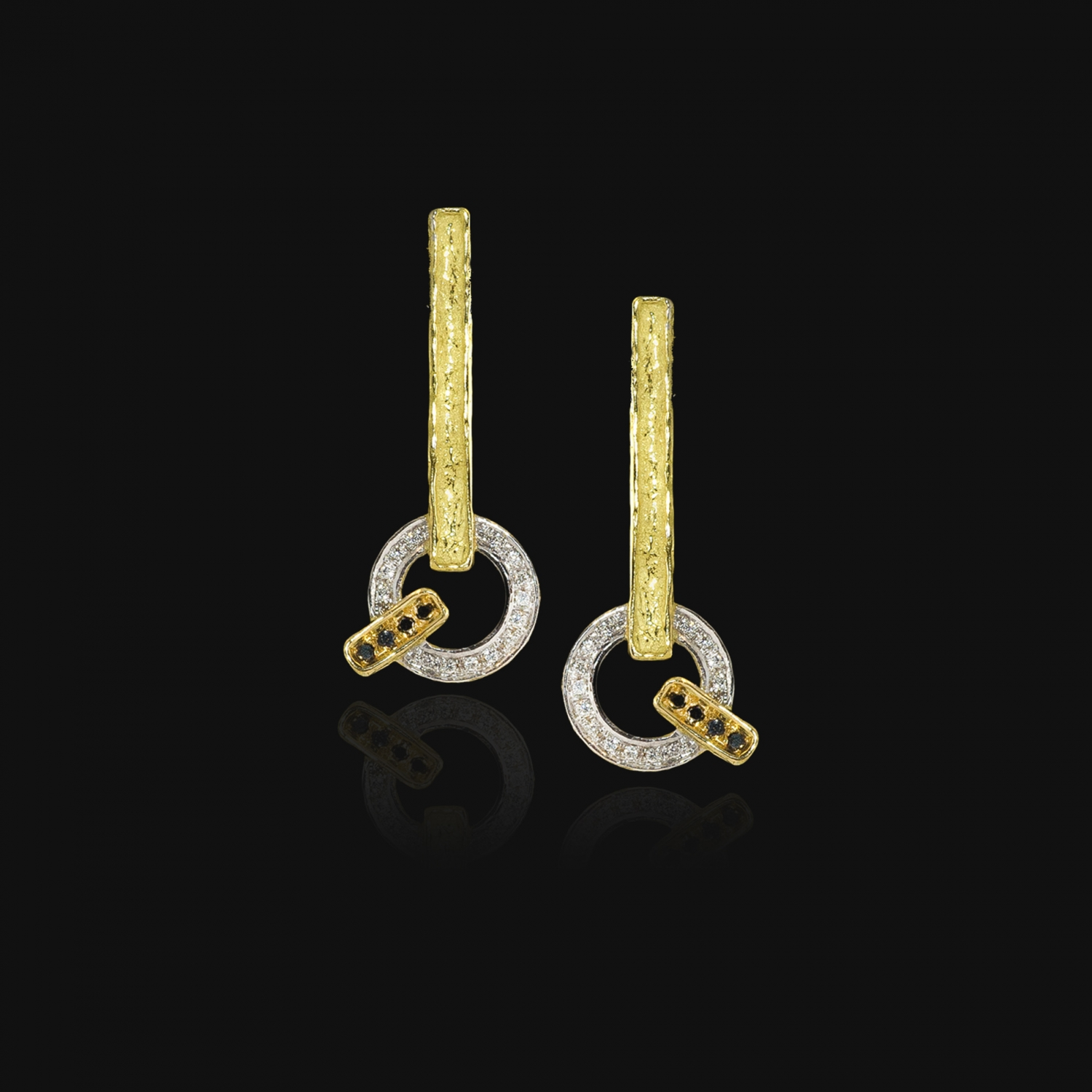 Anemoni Earrings, Corrado Sacchi