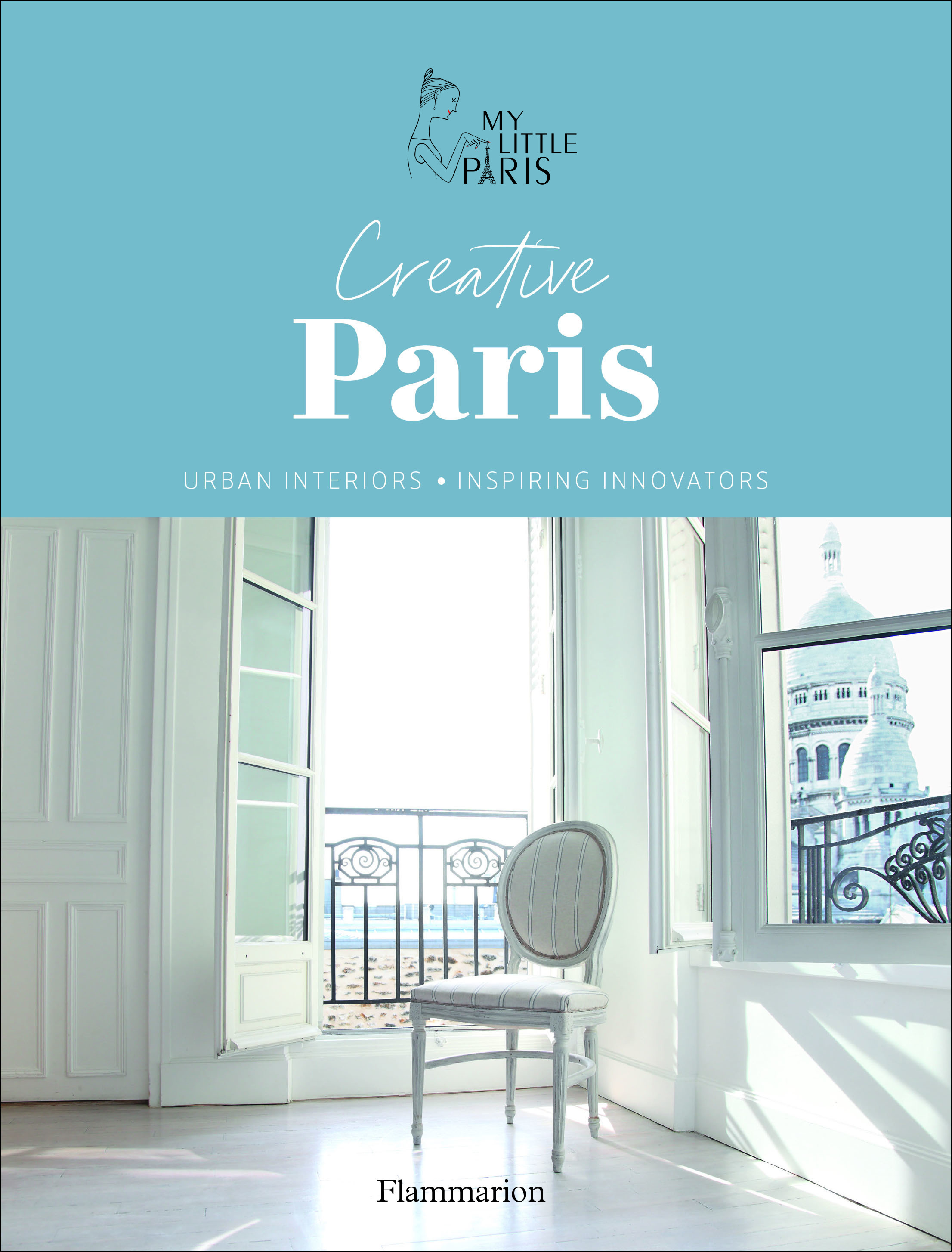 Creative Paris, Cover