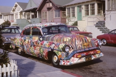 Bill Dubay's Car, Hart Avenue, Santa Monica,1966, Photo by Denise Scott Brown, courtesy of Venturi, Scott Brown and Associates, Inc.