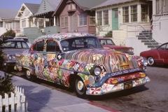 Bill Dubay's Car, Hart Avenue, Santa Monica,1966, Photo by Denise Scott Brown, courtesy of Venturi, Scott Brown and Associates, Inc.