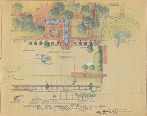 Hollyhock House Digital Archives