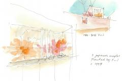 Garden Diary Sketches, by Frank Harmon