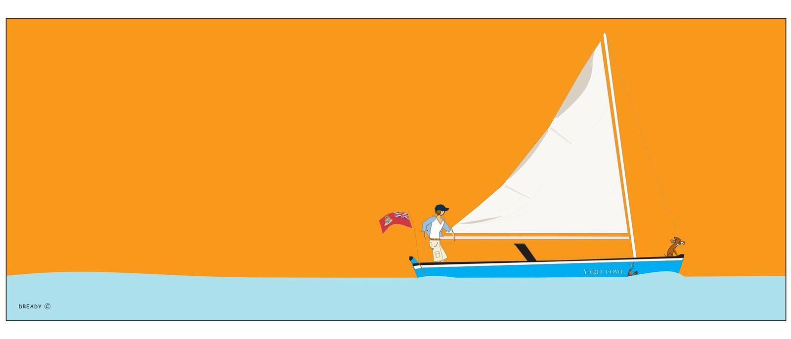Dready, Cat Boat