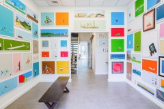 The Dreadyworld Gallery at Picture This Studios