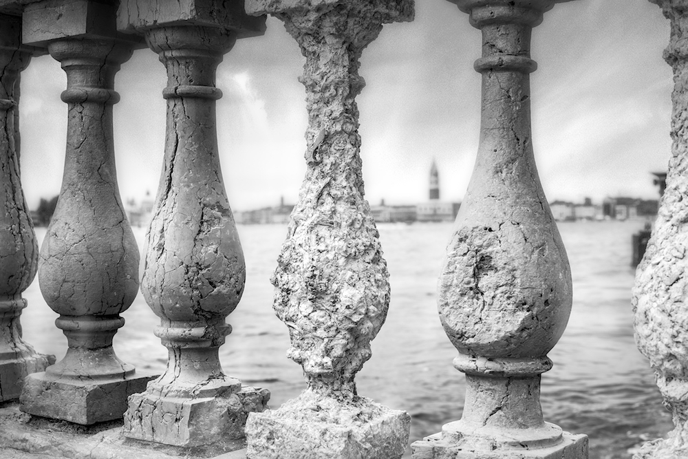 ©Fabio Bressanello: Dream of Venice in Black and White