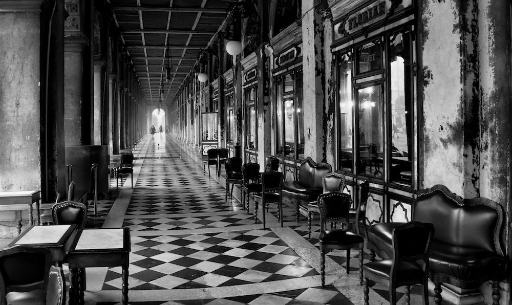 ©Fabio Sguazzin: Dream of Venice in Black and White