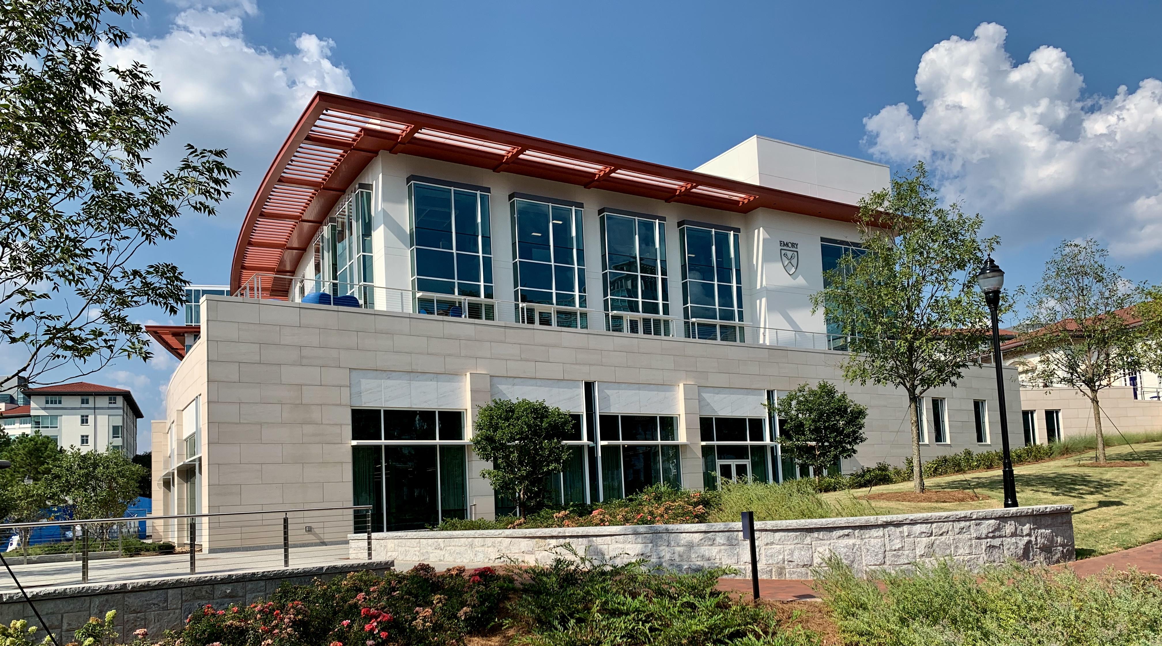 Emory University Student Life Center, Duda/Paine Architects