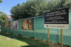 U.Va. Memorial to Enslaved Laborers