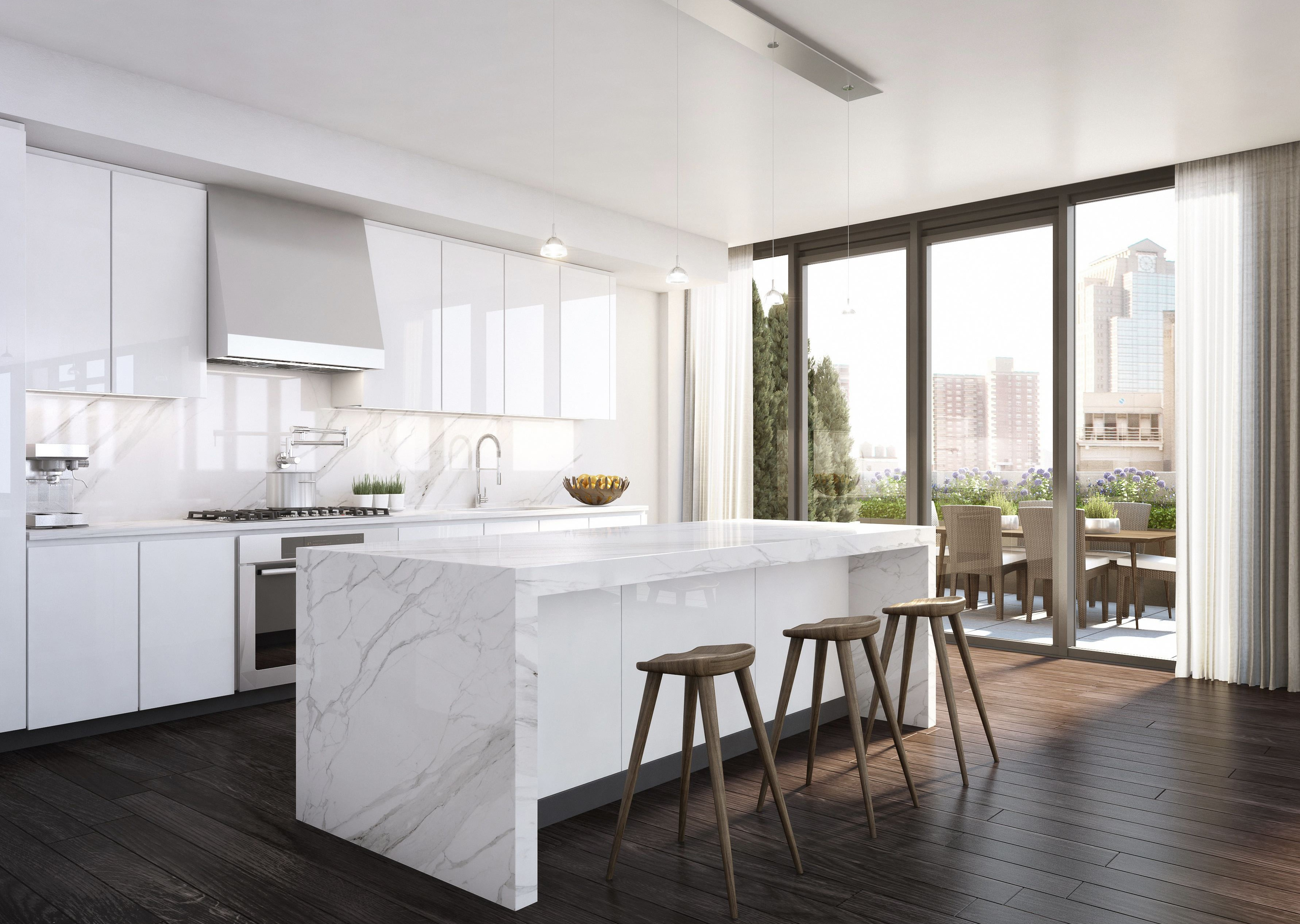 5 Franklin Place, Courtesy of Williams New York Kitchen