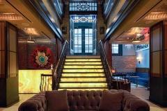Jade Staircase and Skylight, Courtesy of Adam Friedberg