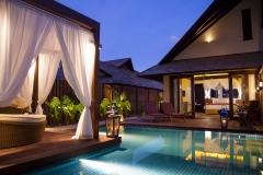 Seychelles, Beach Villa and Pool Terrace, Gerry O'Leary
