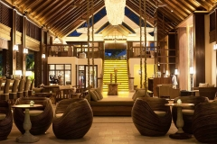 Reception, Seychelles, Gerry O'Leary