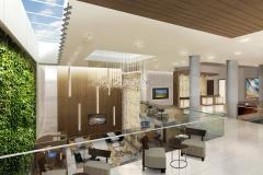 Marriott Living Room