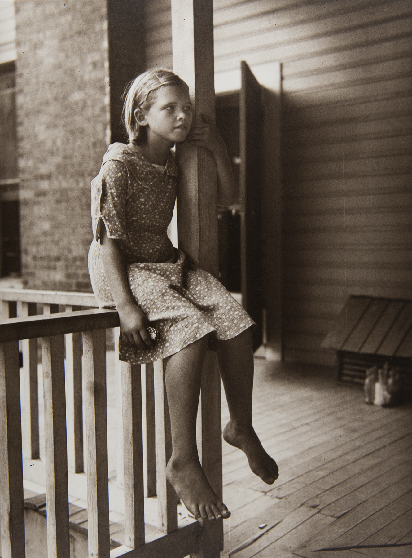 WELTY, Child on the Porch 1939 (Jackson)
