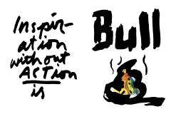 Feck Perfuction: Inspiration Bull