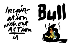 Feck Perfuction: Inspiration Bull