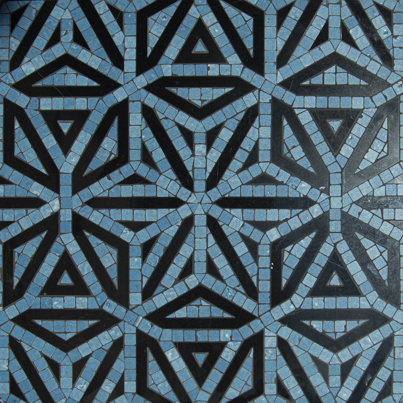 Anni stone mosaic