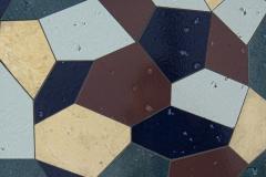 Cuesta stone mosaic