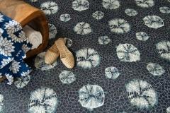 Himiko stone mosaic