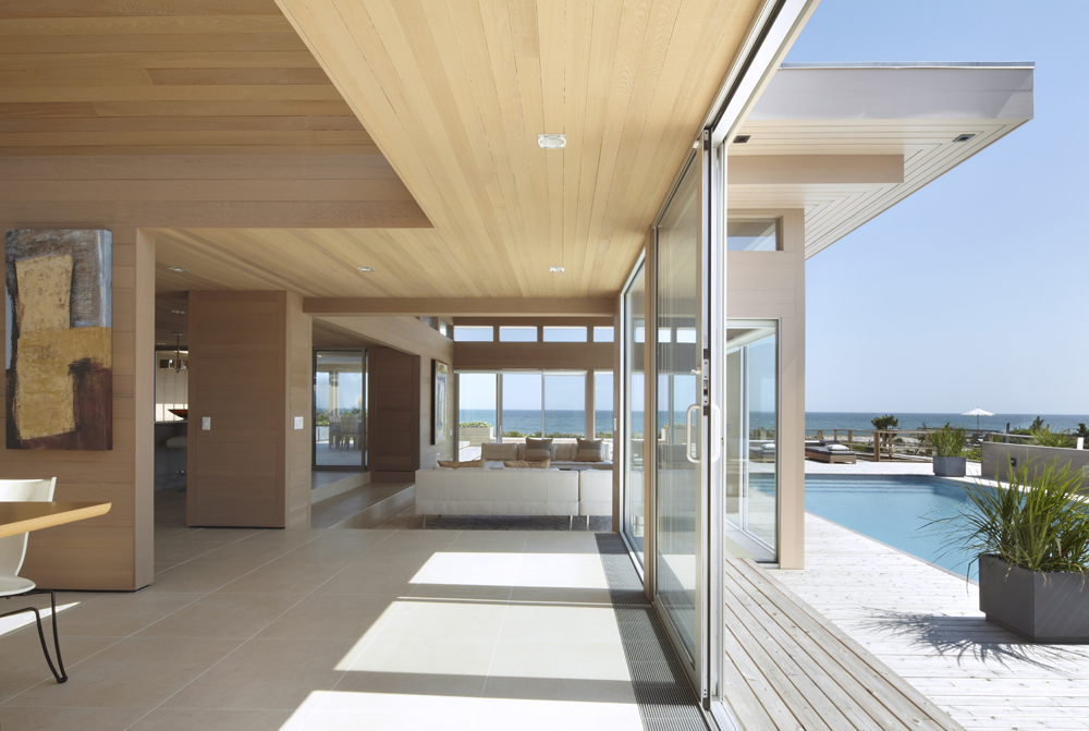 Bromley Caldari Architects, Ocean View House, Photo by Mikiko Kikuyama