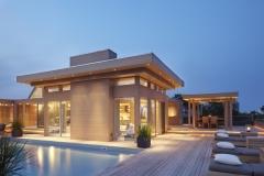 Bromley Caldari Architects, Ocean View House, Photo by Mikiko Kikuyama