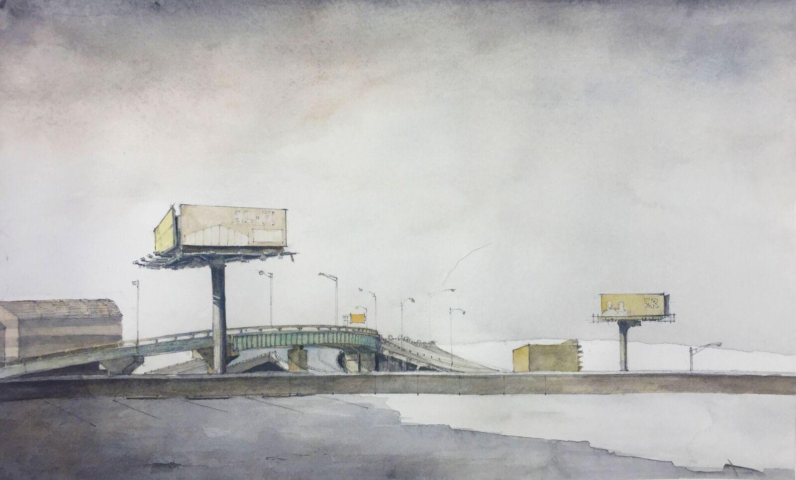 I-95, Jacob Brillhard