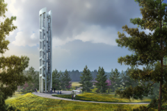 Flight 93 Memorial Tower