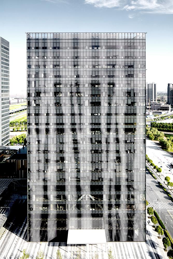 FGP ATELIER, Landrover Regional Office, Shanghai
