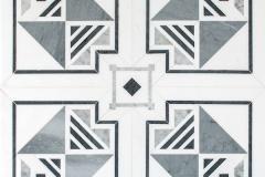 Jardin de Tuileries stone mosaic