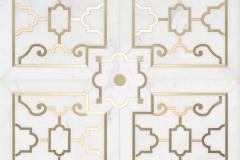 Jardin de Versailles stone mosaic