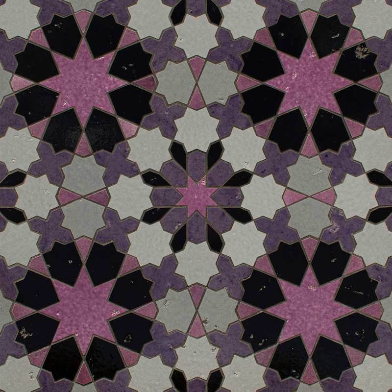 Granada Grande stone mosaic