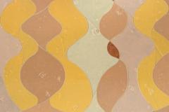 Lava Lamp stone mosaic