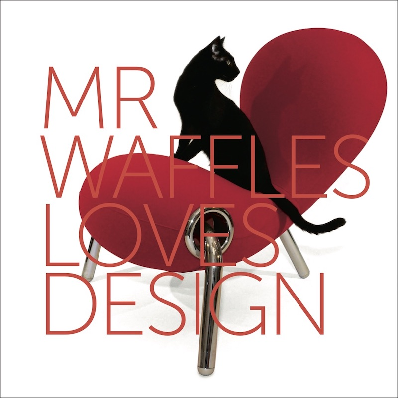 Mr. Waffles Loves Design, by Lisa S. Roberts