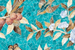 Gracie Blythe Dunes jewel glass mosaic