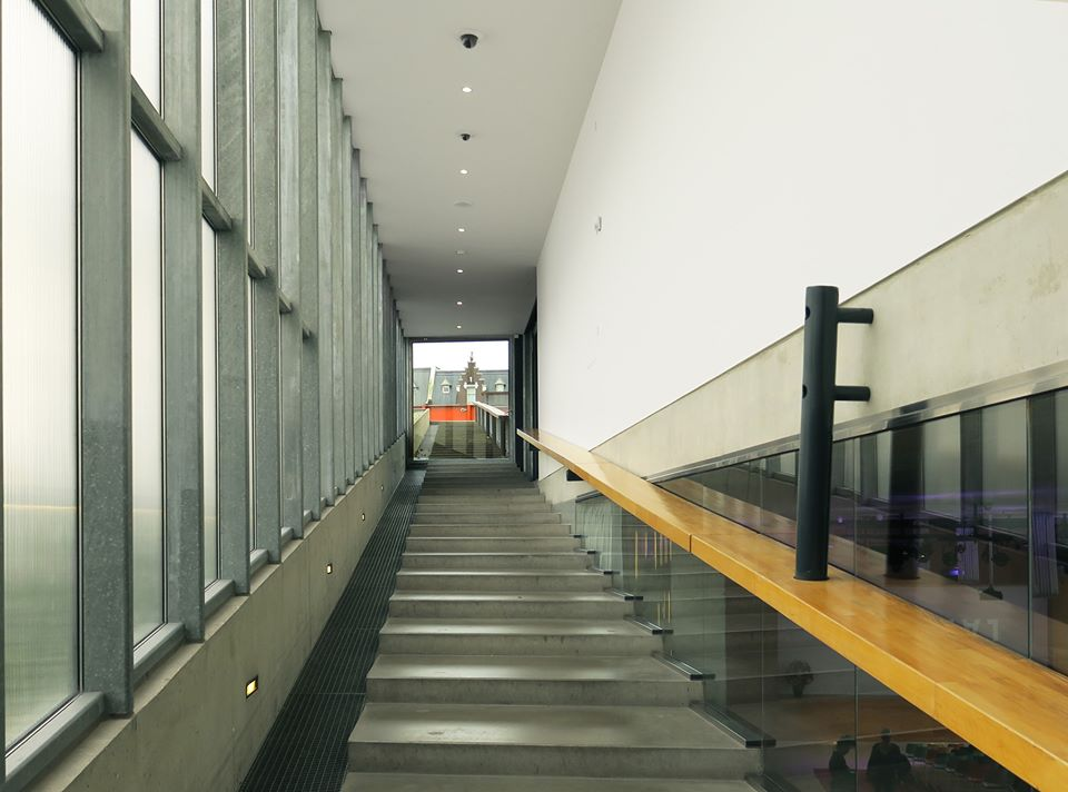 Kunsthal by Rem Koolhaas OMA, 1992, Rotterdam, Netherlands (2)