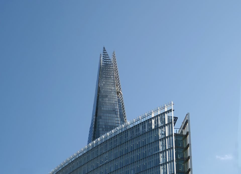 The Shard, by Renzo Piano Building Workshop, London, U.K, 2013