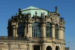 Dresden Zwinger Palace, by Matthaeus Daniel Poeppelman, 18th century, Dresden, Germany