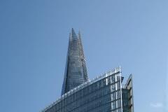 The Shard, by Renzo Piano Building Workshop, London, U.K, 2013