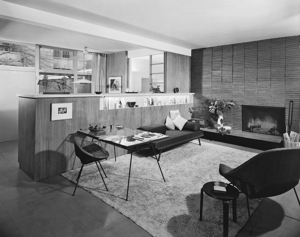 Gregory Ain House at MoMA #4, Location: New York NY, Architect: Gregory Ain