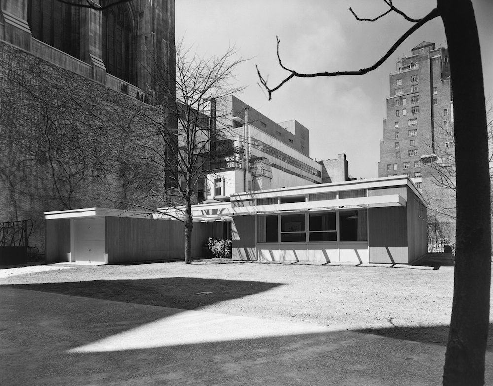 Gregory Ain House at MoMA #7, Location: New York NY, Architect: Gregory Ain